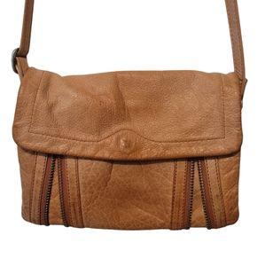 DAY&MOOD leather mini crossbody/purse